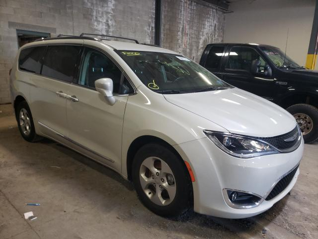 Salvage 2017 CHRYSLER PACIFICA - Small image. Lot 50817751