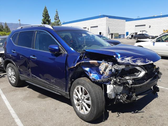 Vehiculos salvage en venta de Copart Rancho Cucamonga, CA: 2020 Nissan Rogue S