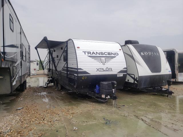 Transcraft salvage cars for sale: 2019 Transcraft Trailer