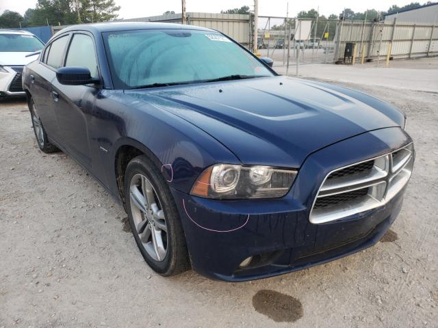 Salvage cars for sale at Florence, MS auction: 2014 Dodge Charger R