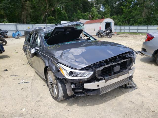 Genesis salvage cars for sale: 2017 Genesis G90 Premium