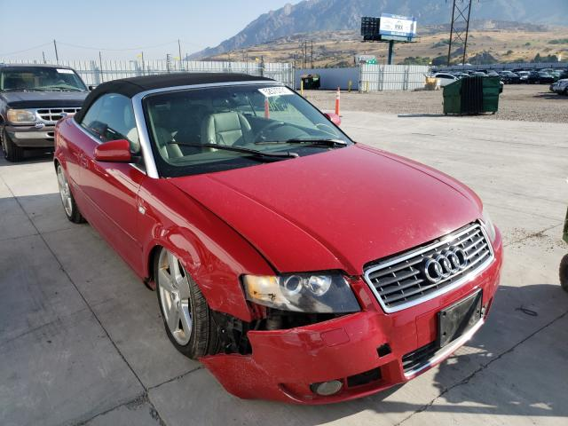 Audi Vehiculos salvage en venta: 2006 Audi A4 S-Line