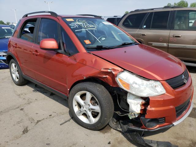 Suzuki salvage cars for sale: 2007 Suzuki SX4