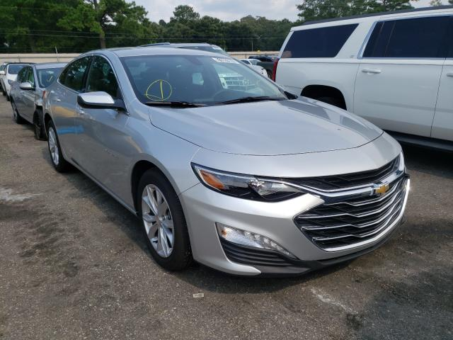 Salvage cars for sale from Copart Eight Mile, AL: 2021 Chevrolet Malibu LT