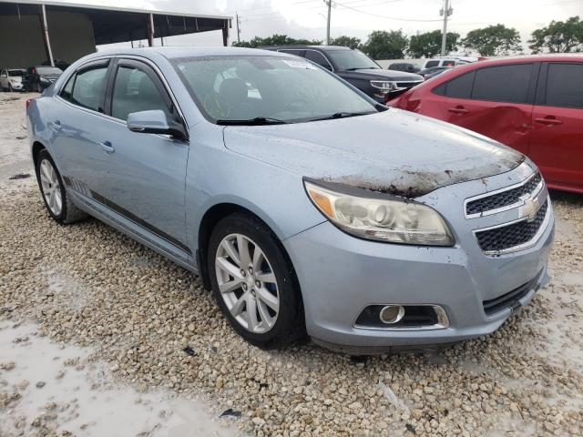 Salvage cars for sale from Copart Homestead, FL: 2013 Chevrolet Malibu