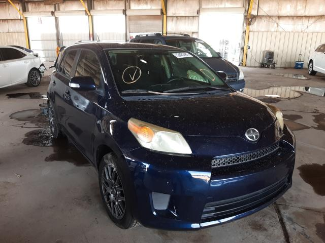 Salvage cars for sale from Copart Phoenix, AZ: 2012 Scion XD
