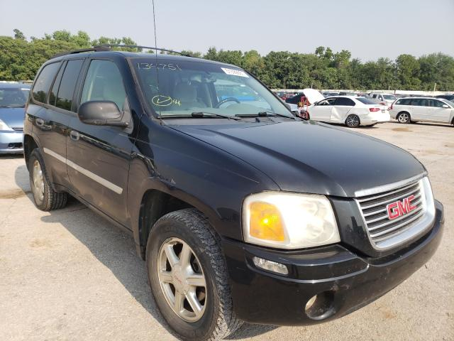 GMC Envoy salvage cars for sale: 2008 GMC Envoy