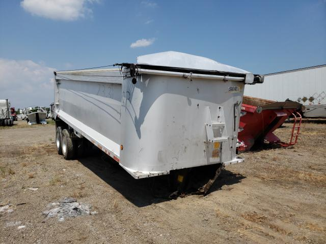Vehiculos salvage en venta de Copart Dyer, IN: 2003 Trail King Dump Trailer
