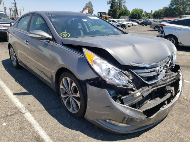Salvage cars for sale from Copart Van Nuys, CA: 2013 Hyundai Sonata SE