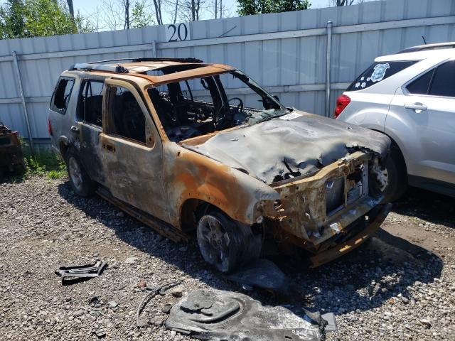 Salvage cars for sale from Copart Angola, NY: 2005 Ford Explorer L