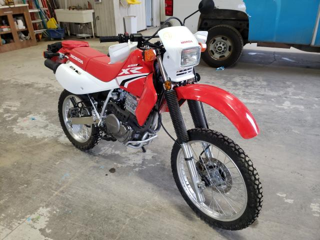 Salvage cars for sale from Copart Helena, MT: 2021 Honda XR650 L