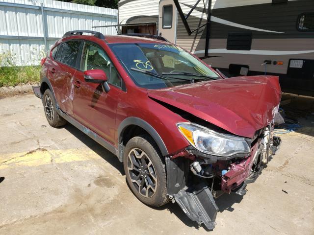 Vehiculos salvage en venta de Copart Eldridge, IA: 2016 Subaru Crosstrek