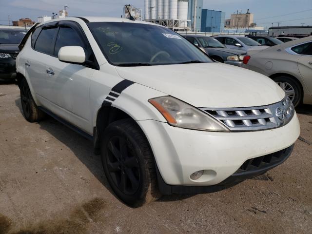 Nissan Vehiculos salvage en venta: 2004 Nissan Murano SL