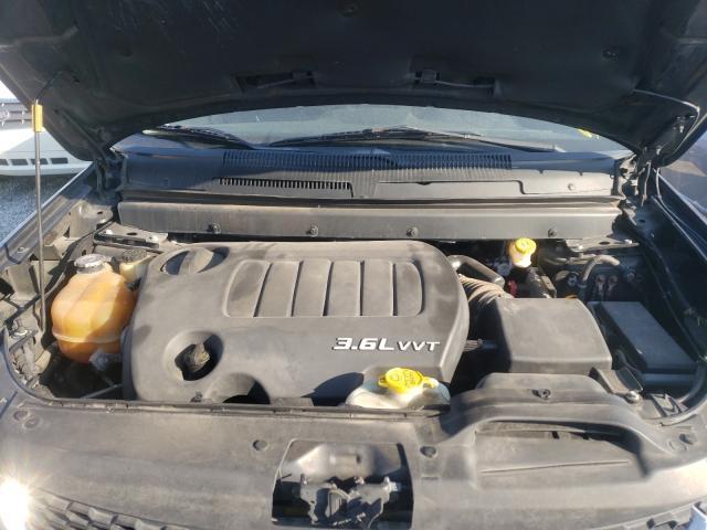 2012 DODGE JOURNEY SX 3C4PDCBG6CT255676