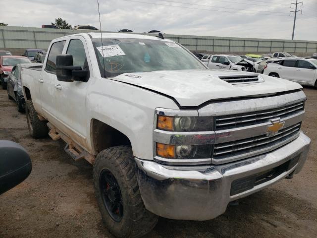 2017 Chevrolet Silverado en venta en Albuquerque, NM