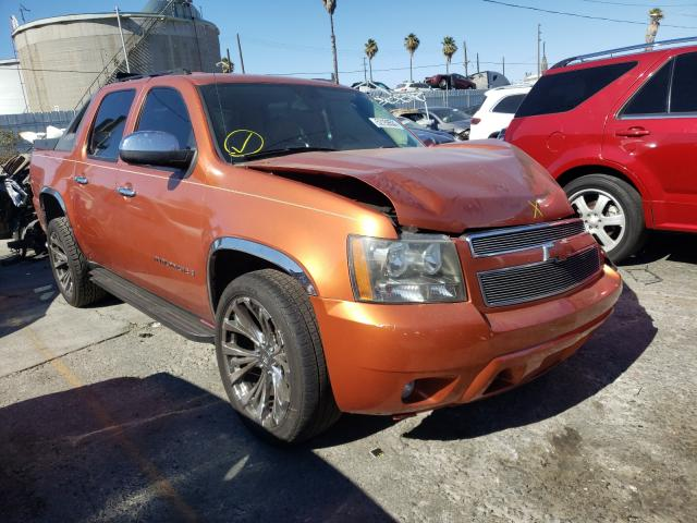 Salvage 2007 CHEVROLET AVALANCHE - Small image. Lot 52159531