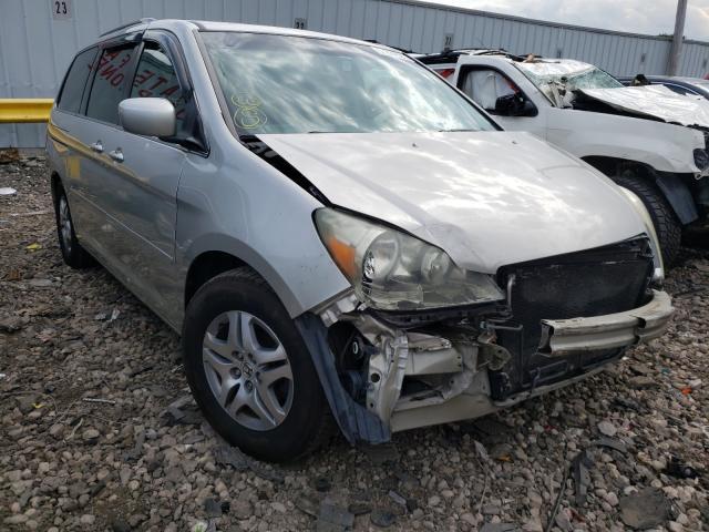 Vehiculos salvage en venta de Copart Cudahy, WI: 2006 Honda Odyssey EX