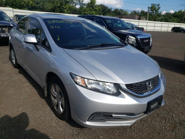 2013 Honda Civic LX en venta en New Britain, CT