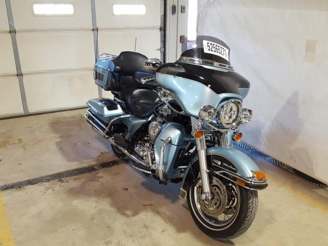 Salvage cars for sale from Copart York Haven, PA: 2007 Harley-Davidson Flhtcui