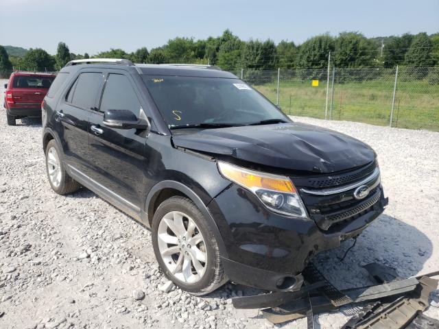 Salvage cars for sale at Prairie Grove, AR auction: 2013 Ford Explorer L