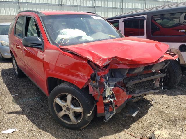 Pontiac Aztek salvage cars for sale: 2003 Pontiac Aztek