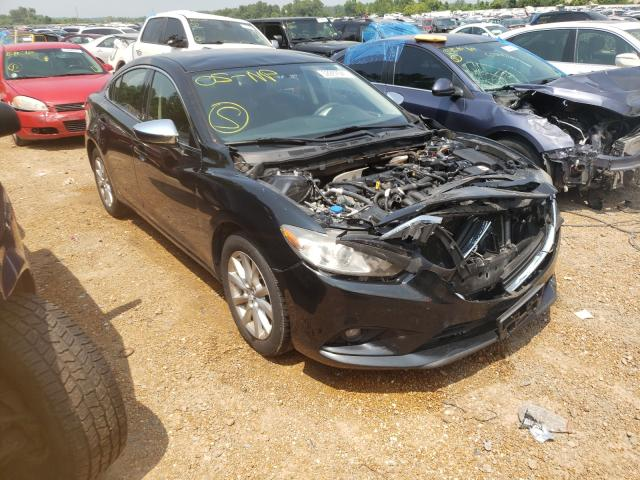 Salvage cars for sale from Copart Bridgeton, MO: 2014 Mazda 6 Sport