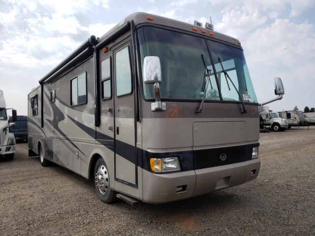2002 Mnac Motorhome for sale in Woodburn, OR