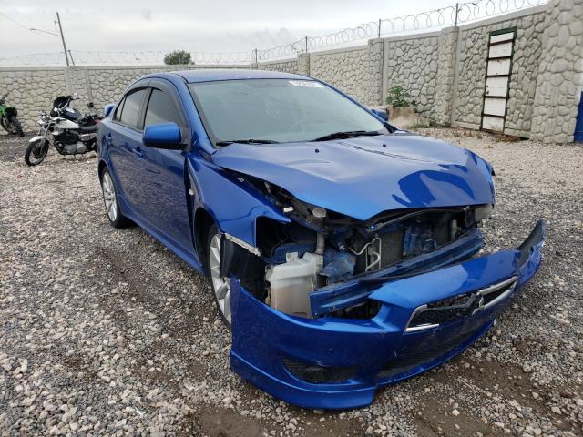 Mitsubishi Vehiculos salvage en venta: 2009 Mitsubishi Lancer GTS
