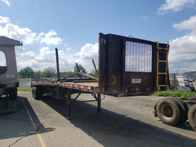 Fontaine salvage cars for sale: 2013 Fontaine Trailer
