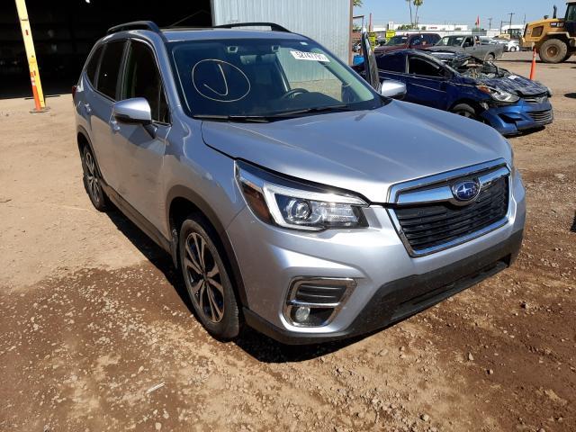 Subaru salvage cars for sale: 2019 Subaru Forester L