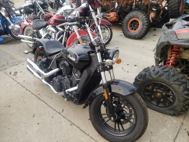 Indian Motorcycle Co. Scout Sixt salvage cars for sale: 2017 Indian Motorcycle Co. Scout Sixt