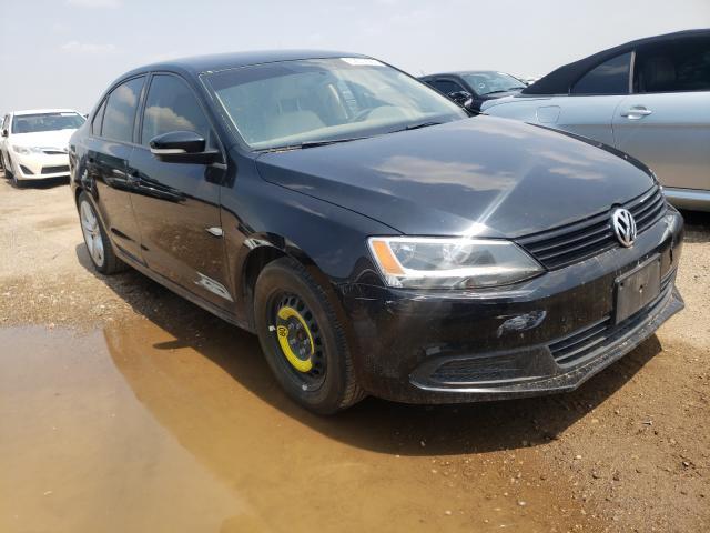 Salvage cars for sale from Copart Amarillo, TX: 2014 Volkswagen Jetta SE