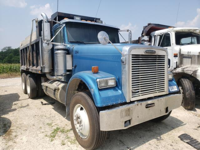 Freightliner Convention salvage cars for sale: 1997 Freightliner Convention