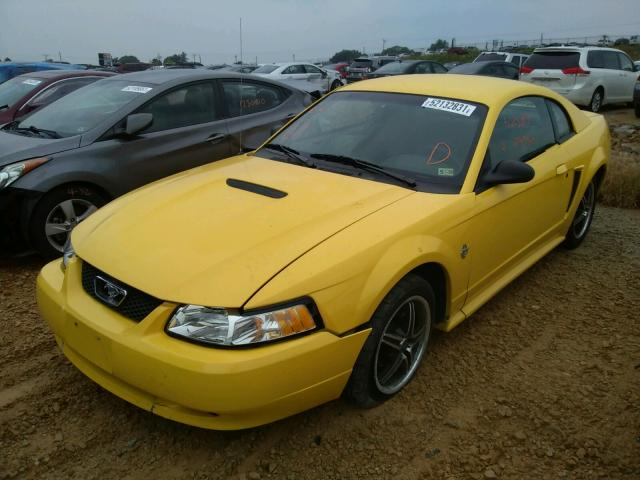 FORD MUSTANG 1999 1