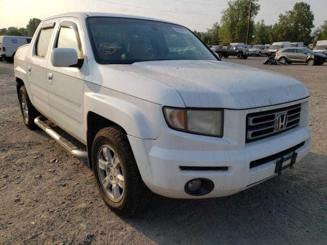 Salvage cars for sale from Copart Portland, OR: 2006 Honda Ridgeline