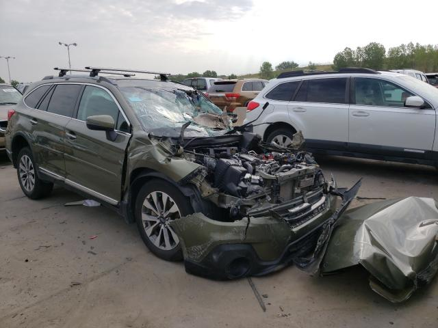 Subaru Vehiculos salvage en venta: 2018 Subaru Outback TO