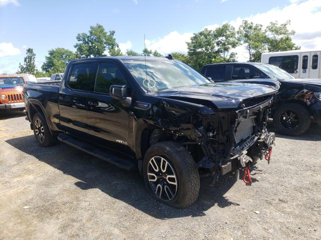 Salvage cars for sale from Copart Marlboro, NY: 2020 GMC Sierra K15
