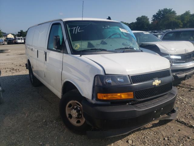 Salvage cars for sale from Copart Glassboro, NJ: 2020 Chevrolet Express G2