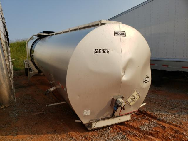 Salvage cars for sale from Copart Oklahoma City, OK: 2016 Polr Tanker
