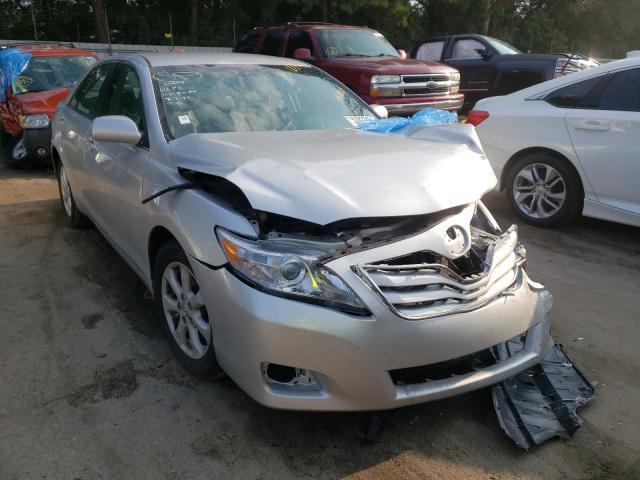 Vehiculos salvage en venta de Copart Austell, GA: 2011 Toyota Camry Base