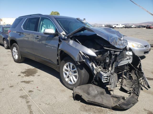 Vehiculos salvage en venta de Copart Martinez, CA: 2019 Chevrolet Traverse L