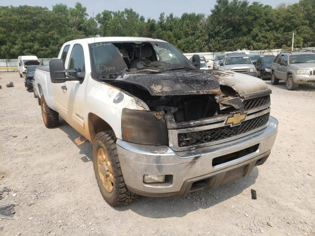 Salvage trucks for sale at Oklahoma City, OK auction: 2011 Chevrolet Silverado