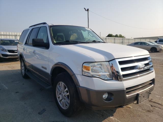 Salvage cars for sale from Copart Lexington, KY: 2007 Ford Expedition