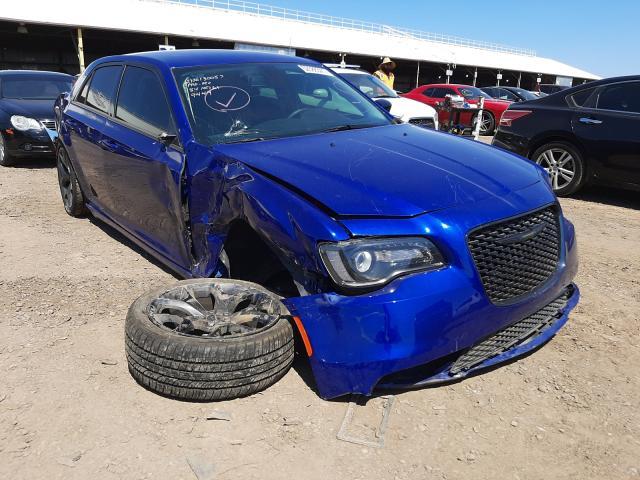 Salvage cars for sale at Phoenix, AZ auction: 2021 Chrysler 300 Touring