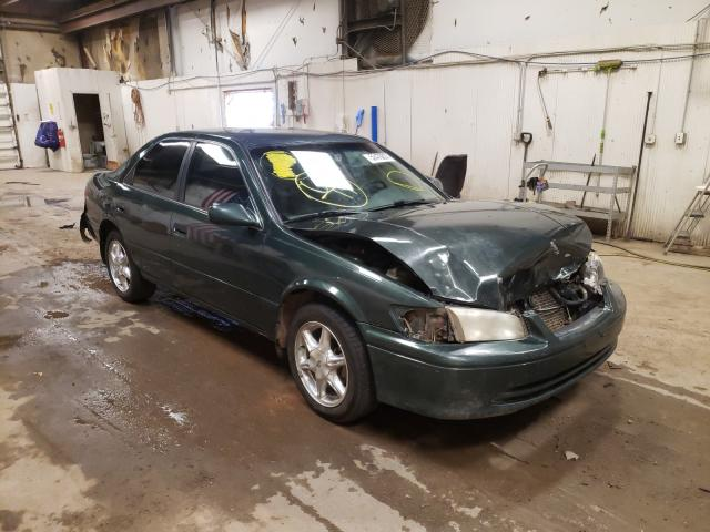 Salvage cars for sale from Copart Casper, WY: 2000 Toyota Camry CE