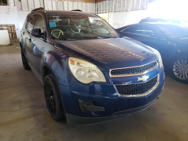 Salvage cars for sale from Copart Las Vegas, NV: 2010 Chevrolet Equinox LT