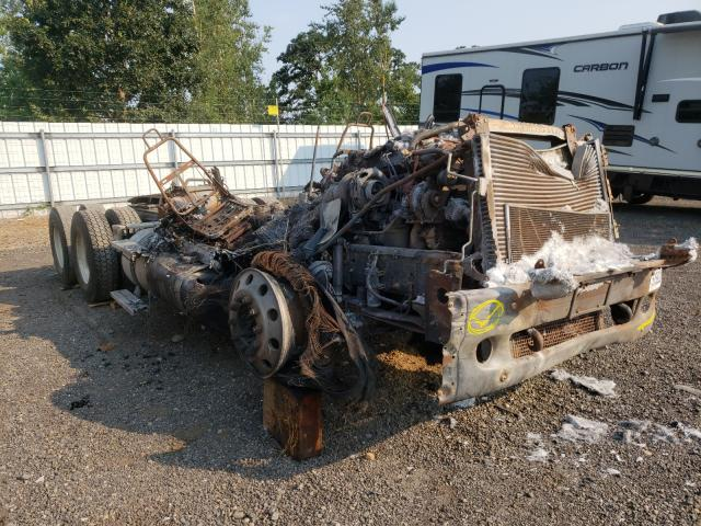 Salvage cars for sale from Copart Woodburn, OR: 2006 Freightliner Convention
