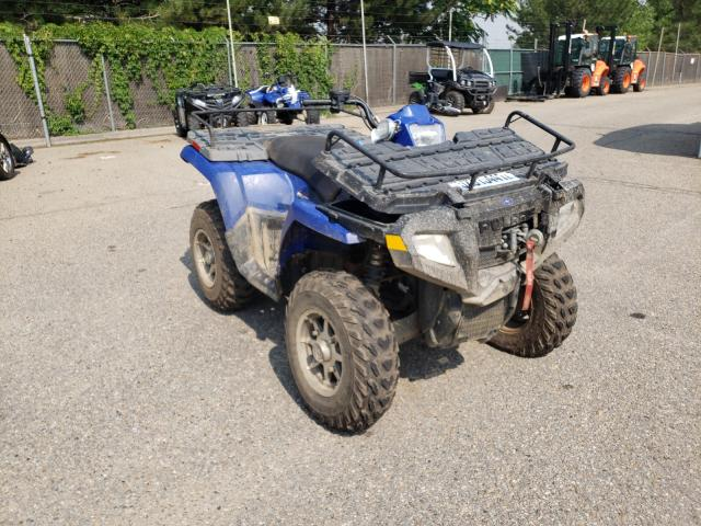 Salvage cars for sale from Copart Denver, CO: 2007 Polaris X2 500 EFI