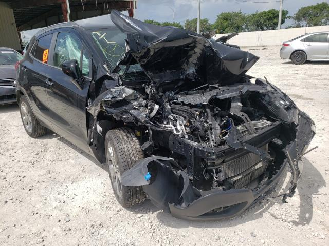Salvage cars for sale from Copart Homestead, FL: 2013 Buick Encore