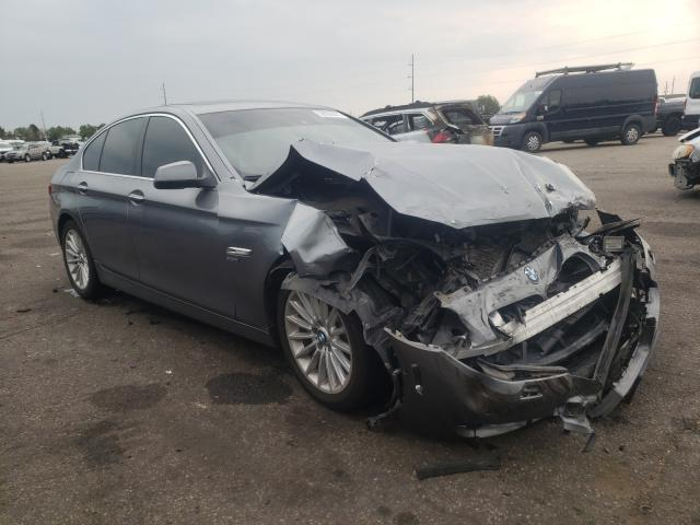 Salvage cars for sale from Copart Denver, CO: 2011 BMW 535 XI